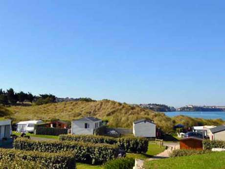 Aire de camping-car > Camping L'Oasis de la Plage
