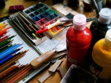 Exposition les artistes amateurs de la Baie
