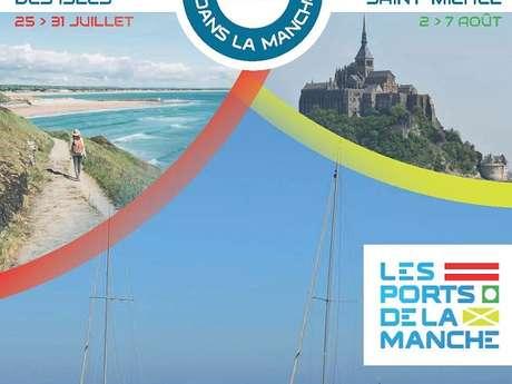 Cabotage dans la Manche > La Baie du Mont Saint-Michel