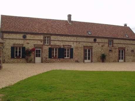 Gîte La Bretillière - la maison