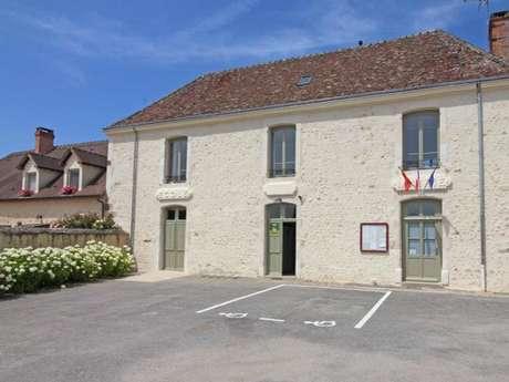 Gîte L'Ecole - Le bourg