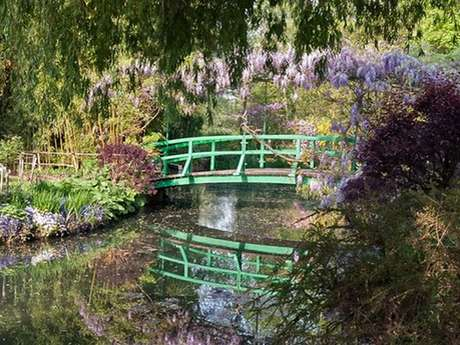 Excursion : Fondation Claude Monet Jardins de Giverny