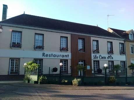 La Croix d'Or restaurant