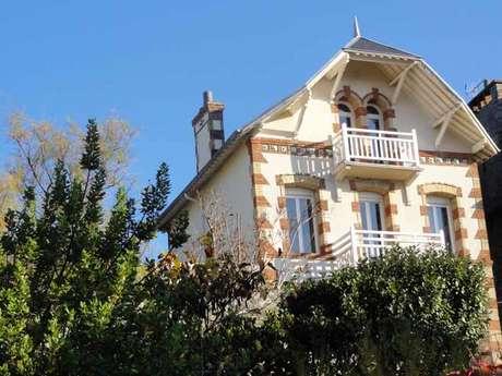 Meublé de tourisme > La Villa Léontine