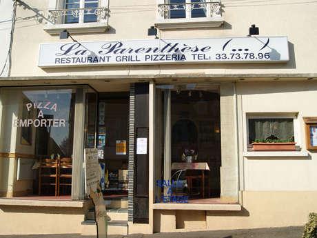 La Parenthèse Restaurant