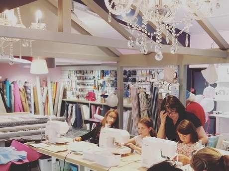 Ateliers de couture bonne fête maman