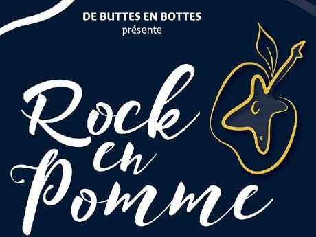 """Festival """"Rock en Pomme"""" - 4e édition"""