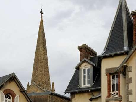Visite de l'office de tourisme : Saint-Pair et ses mystères