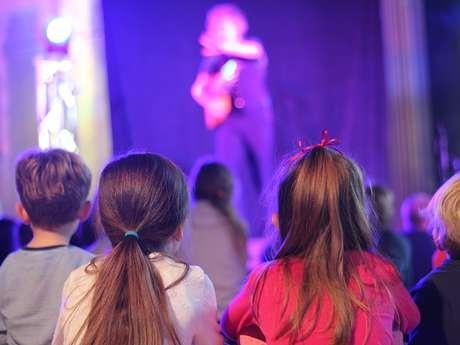 Concert jeune public « Monsieur Ribouldingue »