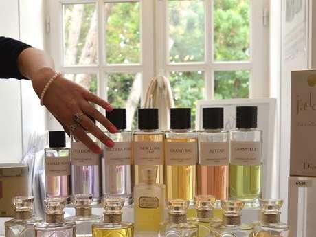 Atelier au musée Christian Dior : Apprenti parfumeur
