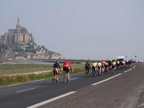 Cyclotourisme : 45ème randonnée Bagnoles/Mt St Michel/Bagnoles
