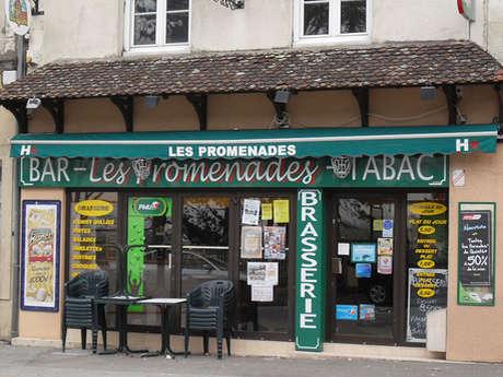 Café de Pays Le Bar des Promenades