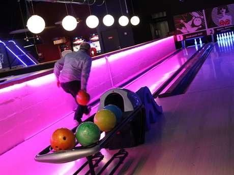 Karaoké au bowling