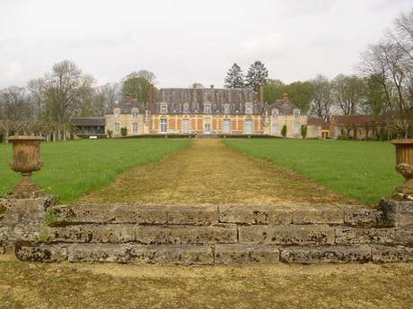 Château du Tertre et son parc