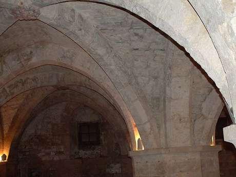 Saint André Crypt