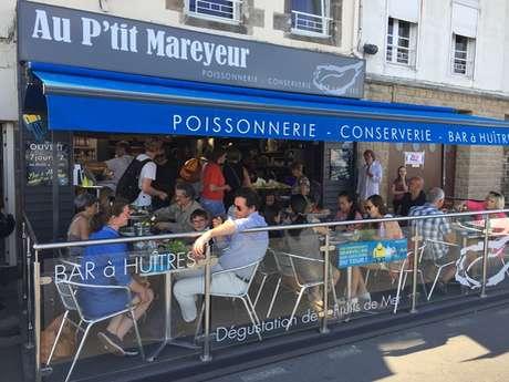 Au P'tit Mareyeur - Bar à huîtres