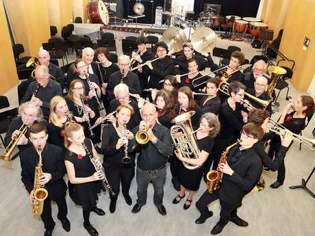 Spectacle à l'Archipel : Orchestre d'Harmonie du Cap Lihou