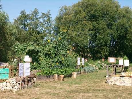 Jardin partagé et solidaire