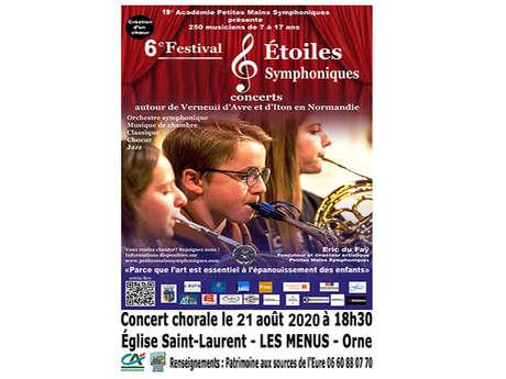 Concert Les Petites mains symphoniques