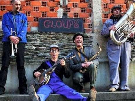 Les Clés de Bagnoles : Concert : Gloups (fanfare)