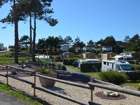 Aire de camping-car > Camping L'Etoile de Mer