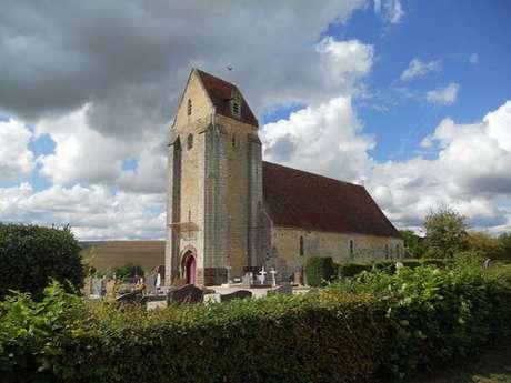 Eglise de Sainte Céronne-les-Mortagne