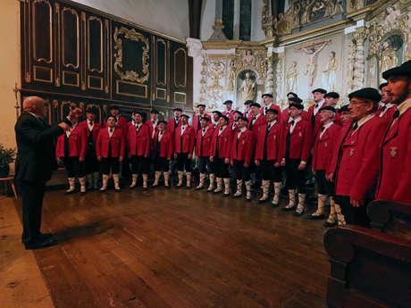 Fétons Noël : Chanteurs Pyrénéens de Tarbes