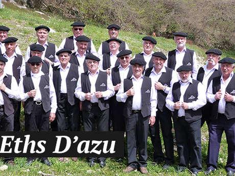 Concert avec la chorale Eths d'Azu