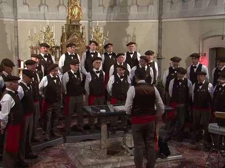 Concerts de chants traditionnels