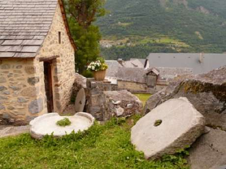Visites guidées des moulins et de l'église
