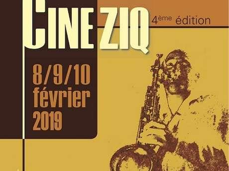 4 ème Festival de cinéma et de musique CINEZIQ