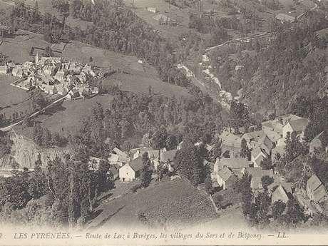 Visite guidée du village de Betpouey