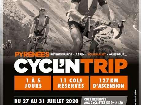 Pyrénées Cycl'n Trip - Col du Tourmalet