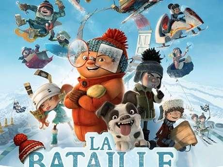 Séance de cinéma : La bataille géante de boules de neige 2