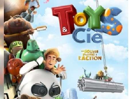 Ciné goûter : Toys et cie