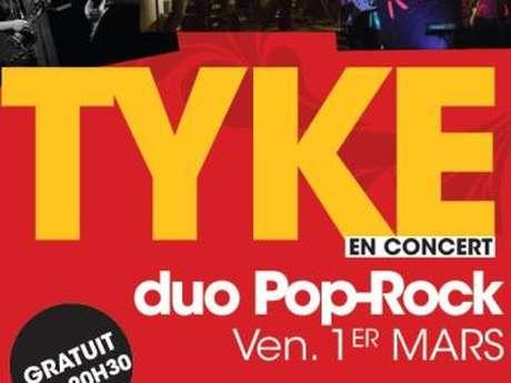 Concert Tyke, duo pop-rock