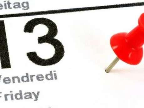 Jour de chance vendredi 13