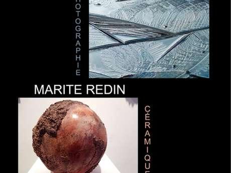 """Exposition photographiquee """"La vie secrète de l'eau"""" et céramiques de Marité Redin"""