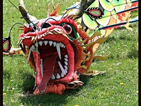 Festival Sèrp-Volaira les têtes en l'air