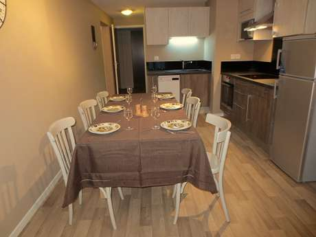 """APPARTEMENT """"NEOUVIELLE"""" DANS RESIDENCE"""