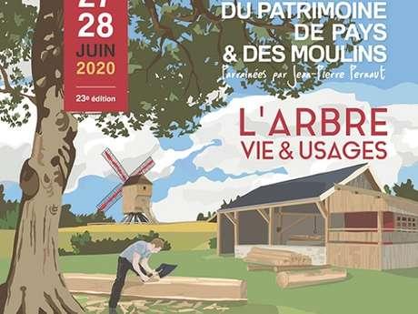 Journées du Patrimoine, de Pays et des Moulins