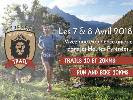 Trail Pyrénées Vallée des gaves