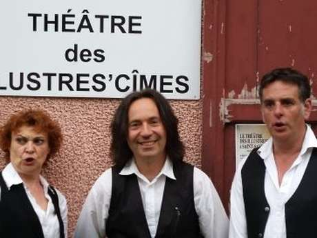 "Spectacle d'improvisation par ""Les impro 'Cîmes"""
