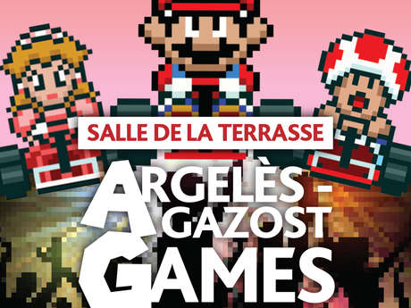Argeles-Gazost Games Week-End