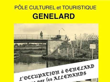 L'Occupation à Génelard, vue par les Allemands