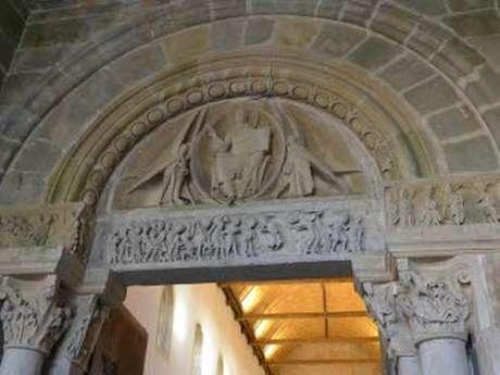 Visite guidée de l'église du prieuré Saint-Pierre et Saint-Benoît