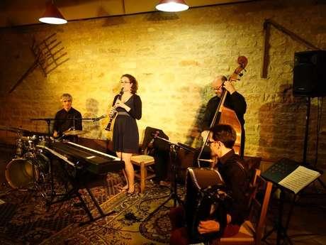 Concert - Lyly & Co, chanson française