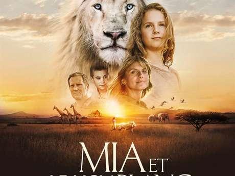 Ciné plein air - Mia et le lion blanc