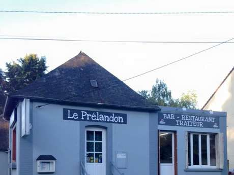 RESTAURANT LE PRELANDON
