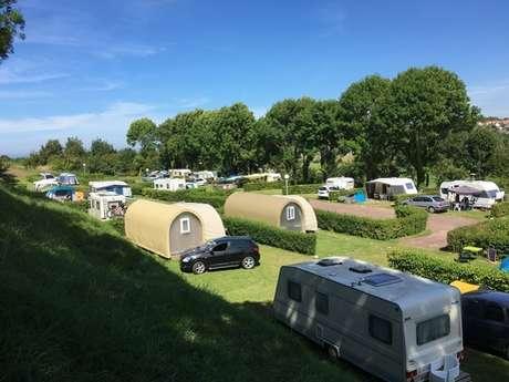 Camping Le Mont Joli-Bois